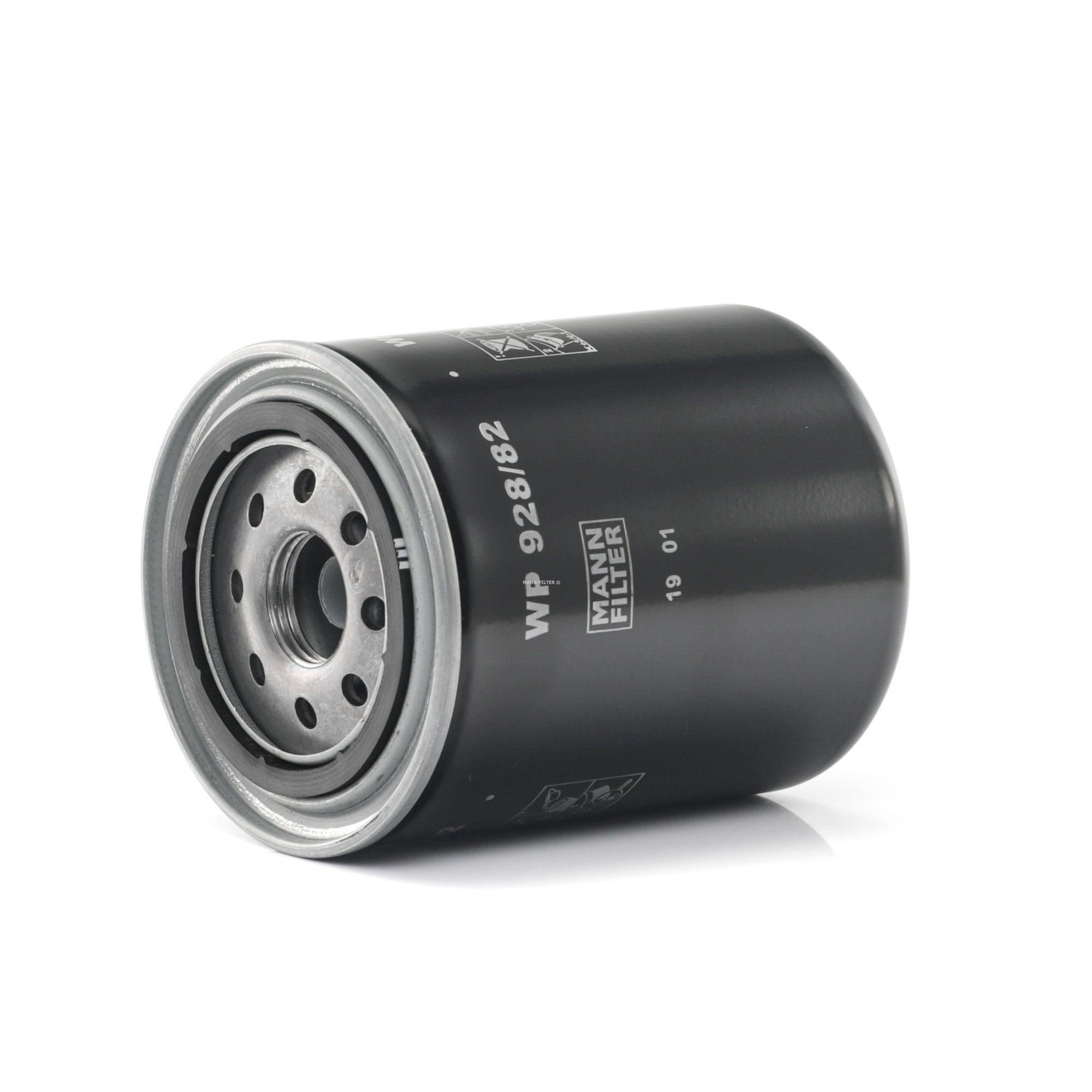 NISSAN ALMERA 2014 Filter - Original MANN-FILTER WP 928/82 Innendurchmesser 2: 62mm, Innendurchmesser 2: 62mm, Ø: 93mm, Außendurchmesser 2: 70mm, Höhe: 122mm