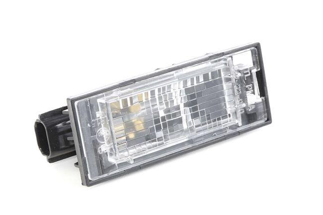 Nummernschildbeleuchtung 4387920 Clio III Schrägheck (BR0/1, CR0/1) 1.5 dCi 86 PS Premium Autoteile-Angebot