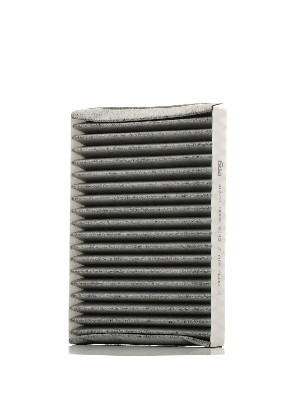 FEBI BILSTEIN 48501 (Largeur: 160,0mm, Hauteur: 30mm, Longueur: 229mm) : Chauffage / ventilation Renault Kangoo kc01 2012