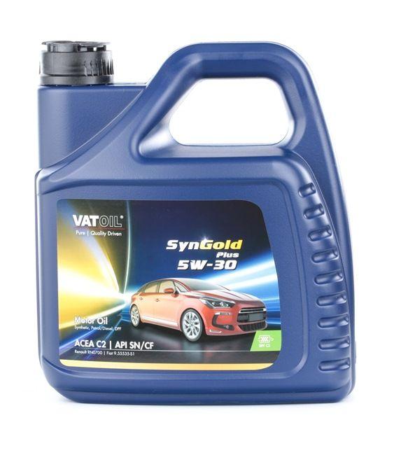 Qualitäts Öl von VATOIL 2236198238810 5W-30, 4l, Synthetiköl