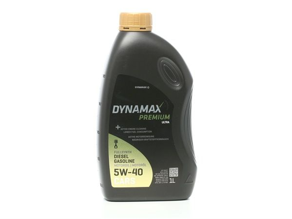 buy and replace Engine Oil DYNAMAX 500215