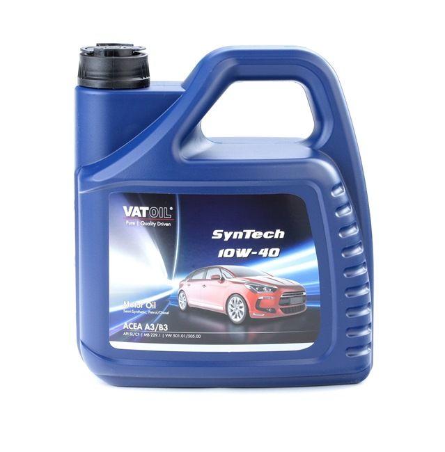 Qualitäts Öl von VATOIL 2236198245710 10W-40, 4l, Teilsynthetiköl