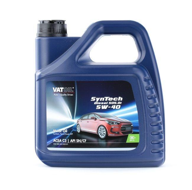 Original VATOIL Auto Motoröl 2236198255770 5W-40, 4l, Synthetiköl