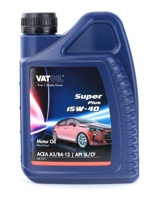 Qualitäts Öl von VATOIL 2236198267050 15W-40, 1l, Mineralöl