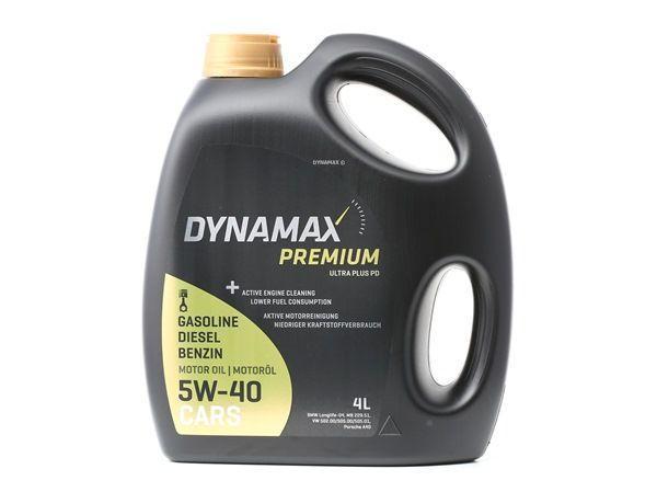 originali DYNAMAX Olio motore 2248819828786 5W-40, 4l, Olio sintetico