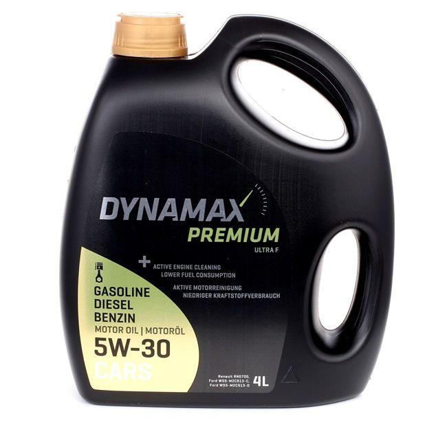 d'origine DYNAMAX Huile auto 2248819829682 5W-30, 4I, Huile synthétique