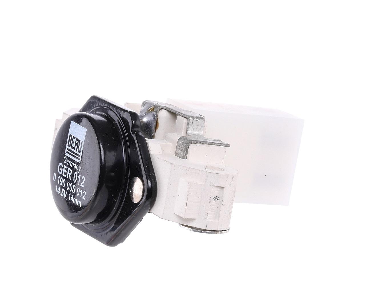 GER012 BERU Voltage: 14,5V Alternator Regulator GER012 cheap
