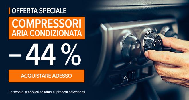 Compressori Aria Condizionata -44%