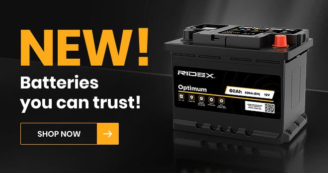 NEW! Batteries you can trust!