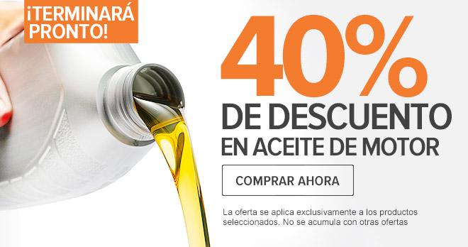 Terminará pronto: -40 % Aceite De Motor! Comprar ahora!