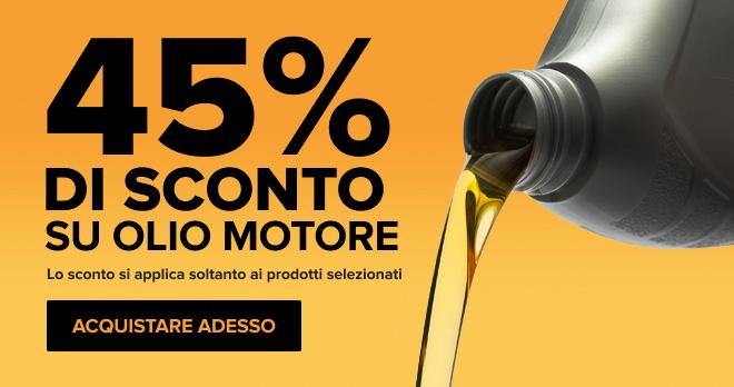 Oli Per Motore -45%