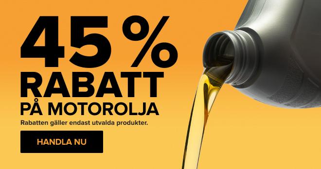 Motorolja -45 %