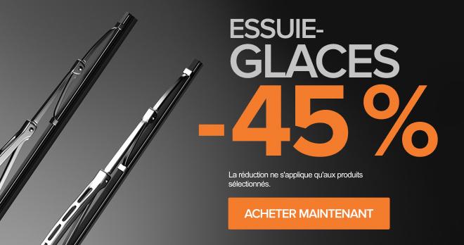 Essuie-Glaces -45 %