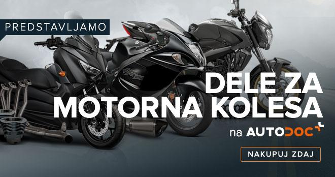 PREDSTAVLJAMO REZERVNI DELI ZA VAŠ MOTORNO-KOLO NA AUTODOC - Nakupuj zdaj!