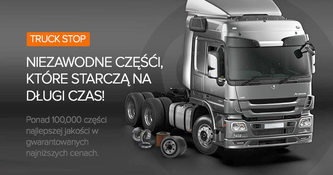 Oferty specjalne i zniżki od 20% na części zamienne do ciężarówek