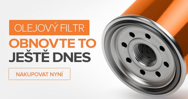 Olejový Filtr - Obnovte to ještě dnes! Nakupovat nyní!