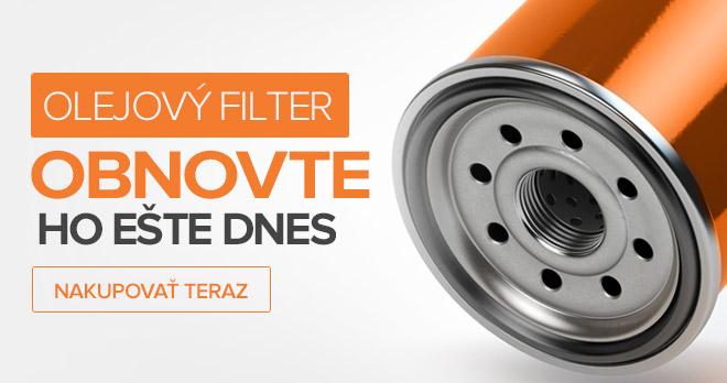 Olejový Filter - Obnovte ho ešte dnes! Nakupovať teraz!