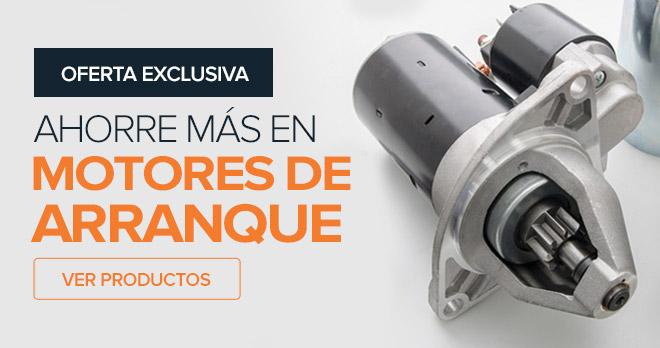 Oferta exclusiva! Ahorre más en MOTORES De Arranque - Ver productos!