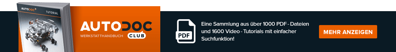 AUTODOC CLUB: Eine Sammlung aus über 1000 PDF-Dateien und 1600 Video-Tutorials mit einfacher Suchfunktion!