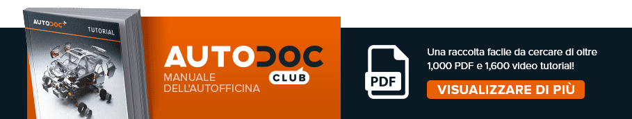 AUTODOC CLUB: Una raccolta facile da cercare di oltre 1,000 PDF e 1,600 video tutorial!
