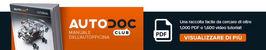 AUTODOC CLUB: Una raccolta facile da cercare di oltre 1,000 PDF e 1,600 video tutorial!