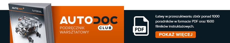 AUTODOC CLUB: Łatwy w przeszukiwaniu zbiór ponad 1000 poradników w formacie PDF oraz 1600 filmików instruktażowych!