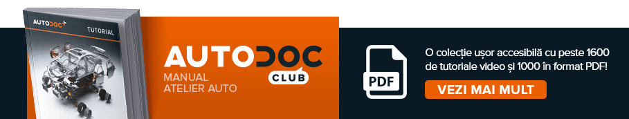 AUTODOC CLUB: O colecție ușor accesibilă cu peste 1600 de tutoriale video și 1000 în format PDF!