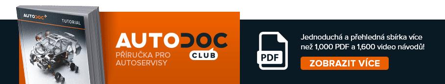 AUTODOC CLUB: Jednoduchá a přehledná sbírka více než 1,000 PDF a 1,600 video návodů!