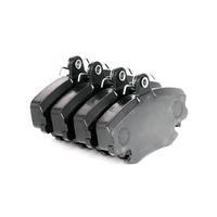 OEM FEBI BILSTEIN VW Kit de plaquettes de frein — qualité garantie