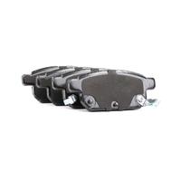 OEM DELPHI NISSAN Brake pad set disc brake — guaranteed quality