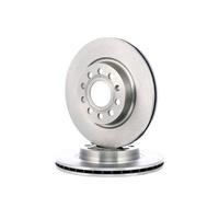 OEM RIDEX DAEWOO Brake disc set — guaranteed quality