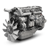 Engine for BMW 5 Series car parts in original quality