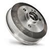 Brake drum for DACIA