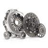 Clutch kit for PORSCHE