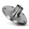 Wheel hub for SAAB