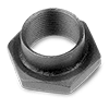 Nut, stub axle for FORD TRANSIT