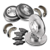 Brake kit for DACIA