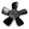 Fan wheel, engine cooling