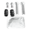 Guide sleeve kit, brake caliper for VW