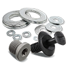 Fasteners Selection FIAT 124 models