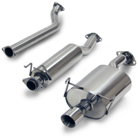 ASMET Exhaust system parts