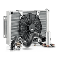 Attractively priced OEM quality parts Engine cooling system for NISSAN Qashqai / Qashqai+2 I (J10, NJ10) 1.5 dCi