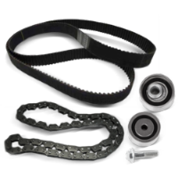 Attractively priced OEM quality parts Belts, chains, rollers for NISSAN Qashqai / Qashqai+2 I (J10, NJ10) 1.5 dCi