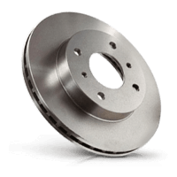 Brake discs and rotors rear and front, front and rear for RENAULT EXPRESS in 1A quality