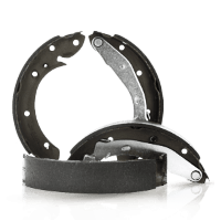 PEUGEOT Parking brake shoes rear and front, front and rear, front, rear at amazing prices