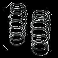 Spiralfjädrar bak och fram, bak vänster höger, fram vänster höger DODGE RAM i 1A-kvalité