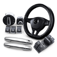 AC Rolcar Interior and comfort parts