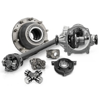 ZF Parts Propshafts and differentials parts