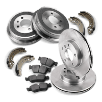 HONDA Brake discs and pads set rear and front, front and rear at amazing prices