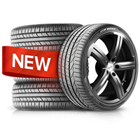 Attractively priced OEM quality parts Tyres for SAAB 9-5 Estate (YS3E) 2.0 t